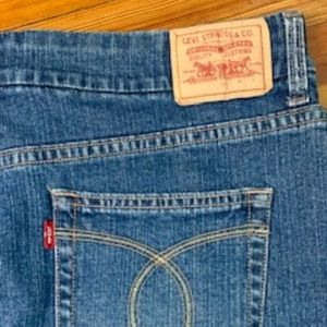 Levi's Jeans Denim Skirt Excellent Condition!!!